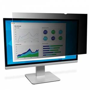 3M PF27.0W Privacy Filter for Widescreen Desktop LCD Monitor 27-Inch, 16:10
