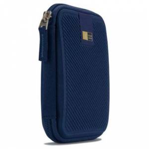 Case Logic EHDC-101Blue Hard Shell Case for 2.5-Inch Portable Hard Drive