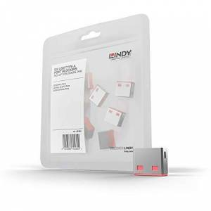 Lindy USB Port Blocker Pack 10 Sistema de seguridad