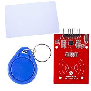 SunFounder Mifare  RC522 de tarjeta de antena RF módulo lector RFID tarjeta del IC módulo de proximidad para Arduino