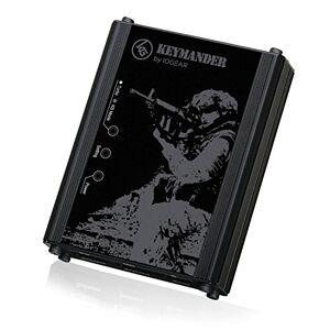 IOGear keymander emulador de driver para consolas de videojuegos-uso un teclado & mouse en PS4/PS3, XBOX ONE/Xbox 360, Emulador de control, 7.50in. x 6.20in. x 2.30in.