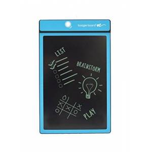 Boogie Board 8.5-Inch LCD Writing Tablet, Cyan (PT01085CYA0002)