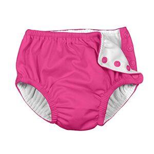 i play. Mantilla para Nadar, Bebé, Unisex, Hot Pink Snap, 24 Meses