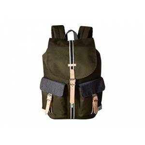 Herschel Supply Co. Unisex Dawson, Dawson, Forest Night/Dark Denim, Una talla