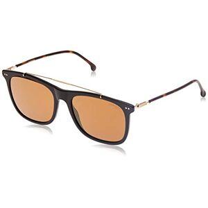 Carrera 150-S Gafas de Sol para Hombre, Black Gold, 55 mm