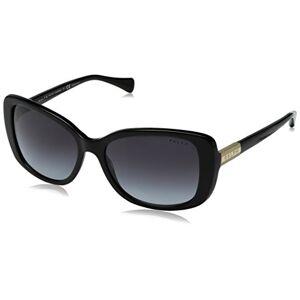 Ralph Lauren anteojos de sol para mujer 0ra5223rectangular, negro, 57mm