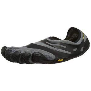 Vibram El-x Cross Zapatillas de entrenamiento para hombre, Gris/Negro, 9-9.5