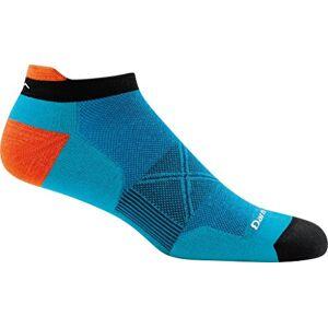 Darn Tough Vertex No Show Tab Ultra-Light Sock Men's Teal Medium