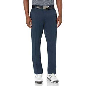 Amazon Essentials Pantalones de golf elásticos para hombre, Marino, 35W x 28L