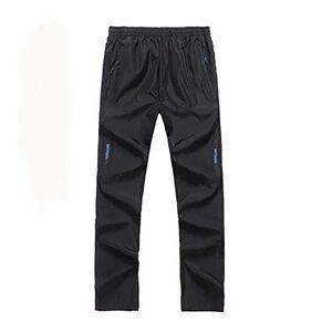 Fulision Pantalones Deportivos Transpirables para Hombre Impermeables, Resistentes al Viento Transpirables Deportivos Pantalones de Chándal