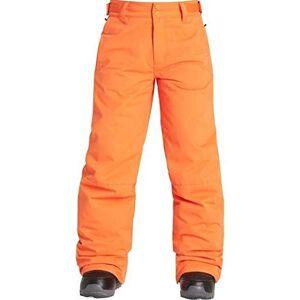 BILLABONG Big Grom Pantalón de Nieve para niño, Puffin Naranja, X-Large