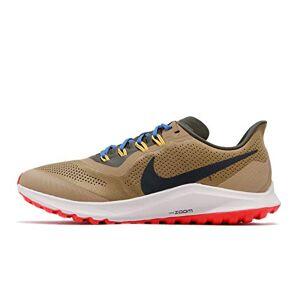 Nike Trail Zapatillas para correr para hombre, Beechtree/Off Noir-cargo Caqui, 7.5 US