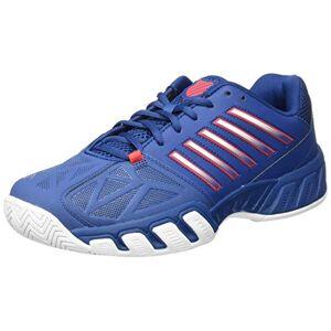 K-Swiss Bigshot Light 3 Zapatillas de tenis para hombre, Azul Oscuro/Dulce amargo, 8.5 US