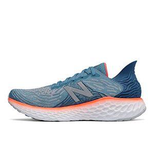 New Balance Zapatillas de Correr Fresh Foam 1080 V10 para Hombre, NB Azul Claro/Dynomite, 9 US