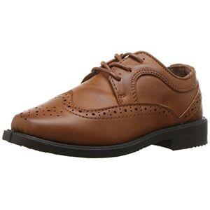 Josmo Kids 'Boys Vestido Zapatos con cordones Oxford, Bronceado