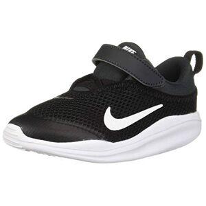 Nike Zapatillas ACMI (TD) para niños, Negro/Blanco/Antracita, 3 Toddler