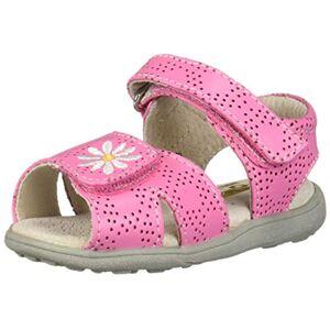 See Kai Run Olivia II Sandalia para niños, Hot Pink, 16.5 MX Niño pequeño
