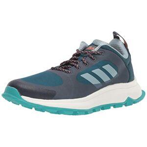Adidas Response Trail X Zapatillas de Correr para Mujer, Azul Trace/Gris Ceniza/Mineral Técnico, 7 US