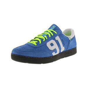Salming , Zapato Deportivo para Correr Hombres, Bajos & Medios, Cordon, Azul, Talla 13