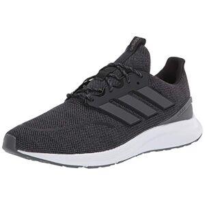 Adidas Energyfalcon Zapatos Anchos para Correr para Hombre, Núcleo Negro/Gris/Blanco, 7.5 US