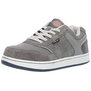 dickies Shredder Steel Toe Eh Zapatos industriales para Hombre, Gris, 10