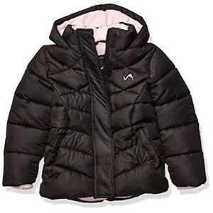 Vertical '9 Girls' Bubble Jacket (ms Estilos Disponibles), Contrast Black, 6X