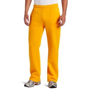MJ Soffe Soffe Men's Training Fleece Pocket Pant Gold X-Large