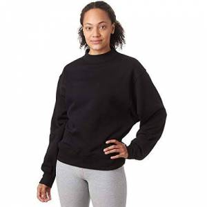 Alo Yoga Freesetyle Sudadera para Mujer, Negro, M