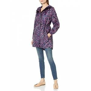 Joules Outerwear Golightly Chamarra para Mujer, Sweet Pea, 4