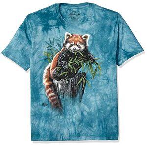 The Mountain Camiseta Unisex de bambú para niños, diseño de Panda