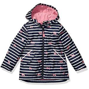 Joules Outerwear Big Raindrop para niña, Pnkstphsir, 4