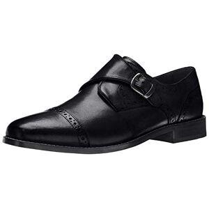 Nunn Bush Newton Zapatillas para Hombre, Negro, 11.5 M US