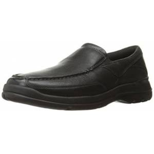 Rockport City Play Two Slip On Oxford Zapatillas para Hombre, Negro, 7 M US