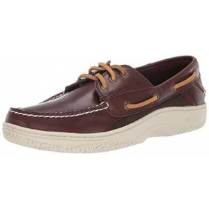 SPERRY Billfish 3 Ojales para Hombre, Marrón (Classic Brown), 12 US