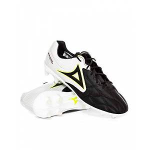 Pirma Zapatos de Futbol Fortitude Modelo 3021 Golero Sport (26, Blanco/Negro)