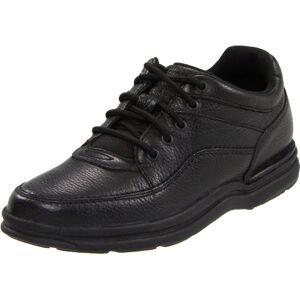 Rockport Men's World Tour Classic Walking Shoe,Black,6 W US