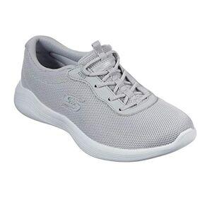 Skechers Envy Zapatillas para Caminar con Aire para Mujer, Gris, 8.5 US