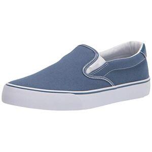 Lugz Zapatillas Clipper para Mujer, Azul/Blanco, 7.5 US