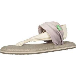 Sanuk Yoga Sling 2 Sandalia para Mujer, Ombre Natural, 9 US