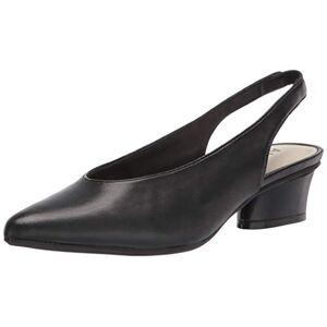 Anne Klein Zapatos de tacón Charlette para Mujer, Negro, 6.5