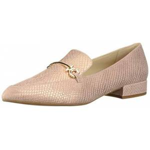 Kenneth Cole New York Camelia Keeper Mocasín Plano para Mujer, Rose Gold, 6 US