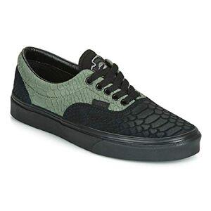 Vans Zapatillas de deporte Vans Harry Potter Sk8-hi para hombre, color negro/rojo/amarillo, Slytherin 7392 funda para tablet, 7 Women/5.5 Men