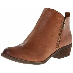 Lucky Brand Lucky Women's Basel Boot, Toffee, 9.5 M US
