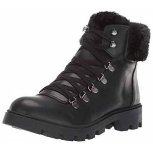 LFL by Lust for Life Ll-Freeze Bota de Moda para Mujer, Negro/Negro, 8 US