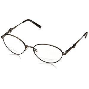 Pierre Cardin  Monturas de Gafas para Mujer, Dark Ruthen, 55 mm