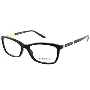 Versace  Eyeglass Frames GB1-54 Black