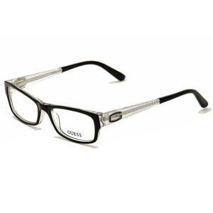 GUESS Eyeglasses GU 2373 Black Crystal 51MM