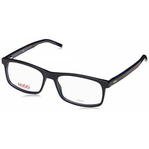 HUGO  Monturas de gafas para Hombre, Blue Azur, 54 mm