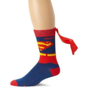 Bioworld Merchandising / Independent Sales Superman Crew Socks wih Cape