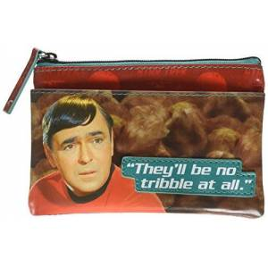 The Coop Star Trek Scotty Graphic Coin Purse by Star Trek